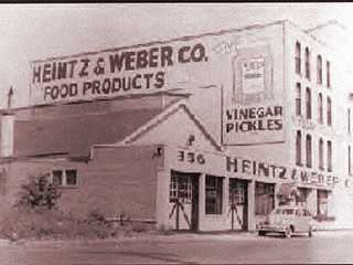History of Heintz & Weber Co., Inc. founded in 1922