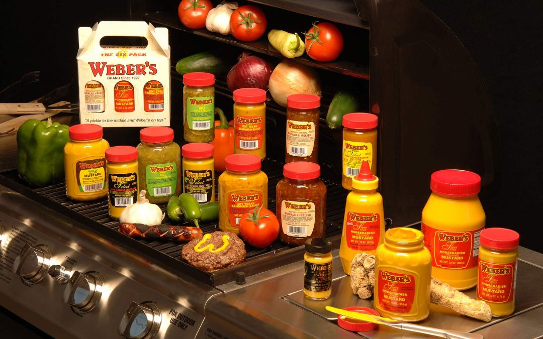 Are You Looking For Weber's?????